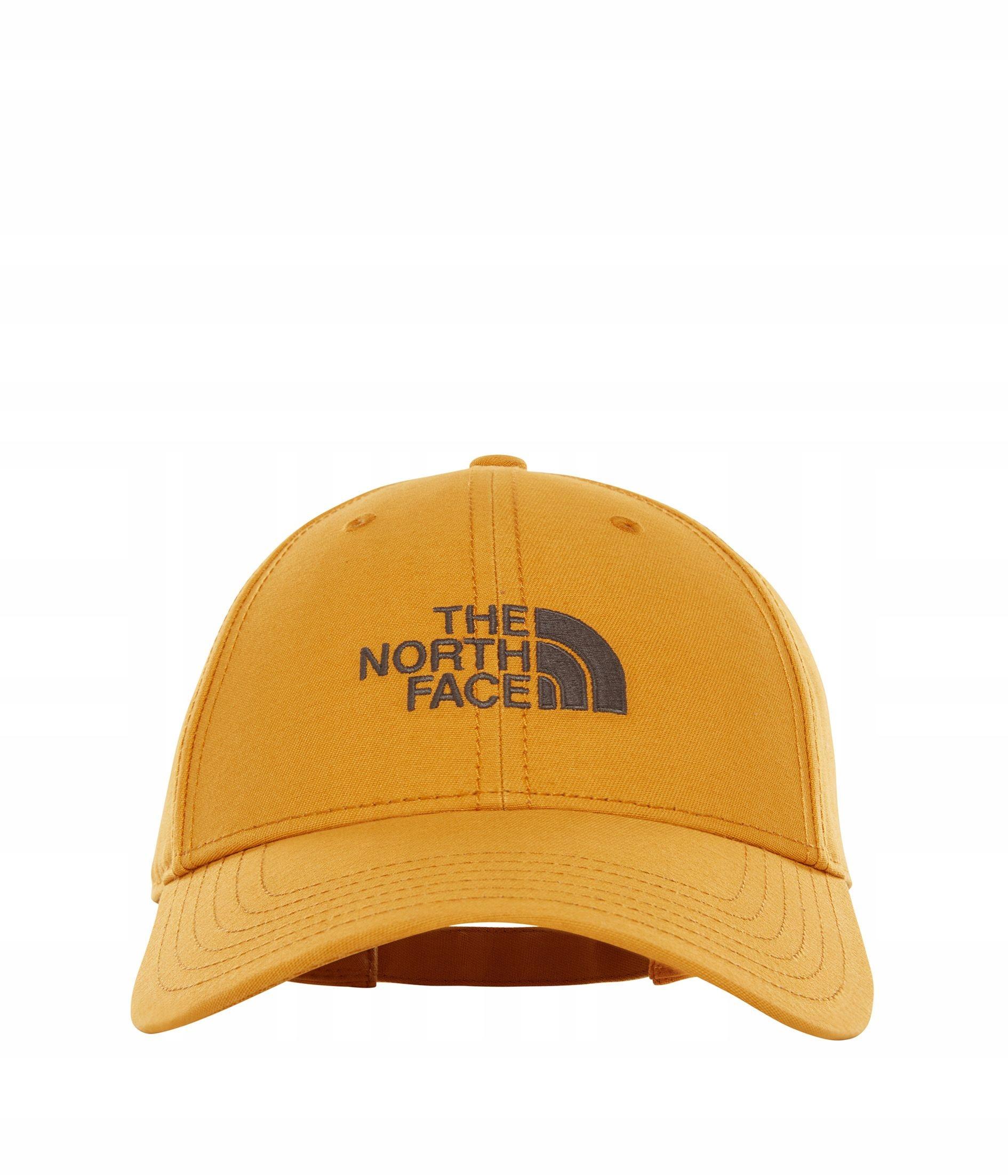 Czapka The North Face 66 CLASSIC HAT citrine yello