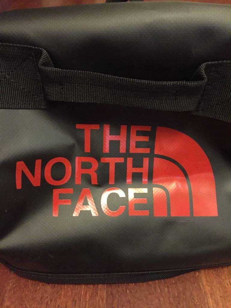 Torba The North Face Base Camp Duffel 50L Czarna