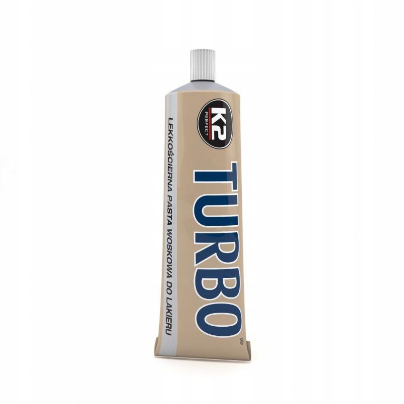 K2 TURBO 120 G Lekkościerna pasta woskowa K001
