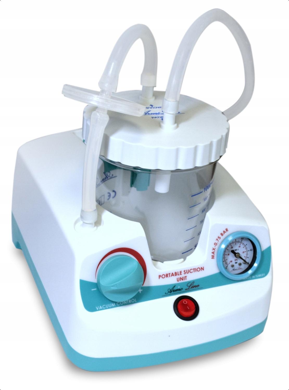 Zaawansowane Ssak medyczny do odsysania wydzielin Armoline AL-0 - 7736822716 KP14
