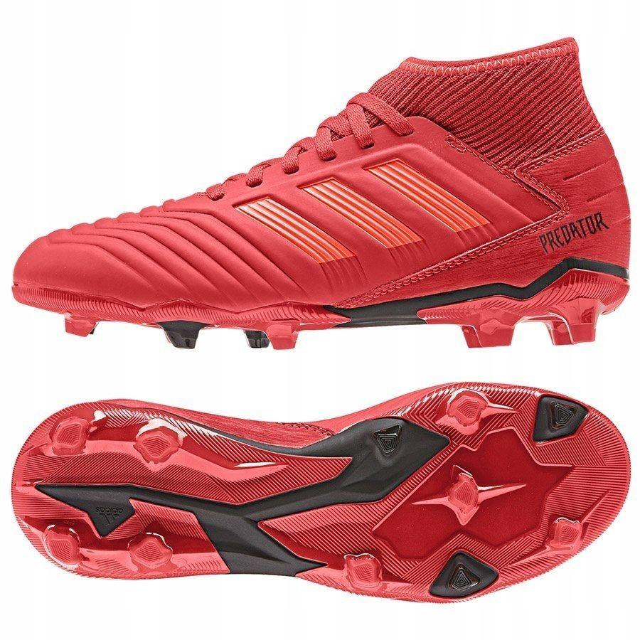 Buty Piłkarskie JR adidas Predator Korki 37 1/3