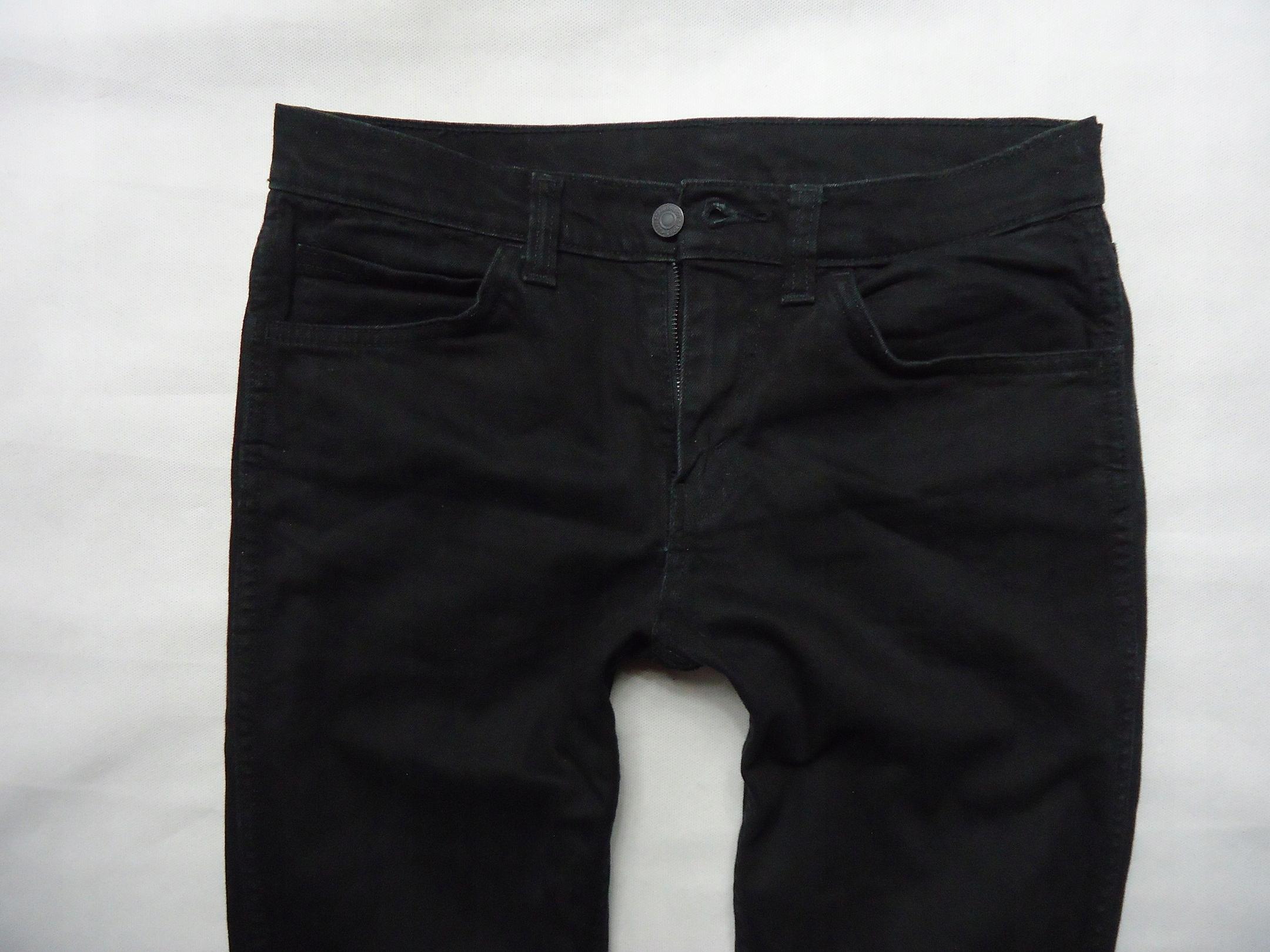 LEVIS 511 LEVI'S spodnie W31 L32 31/32 Skinn rurki