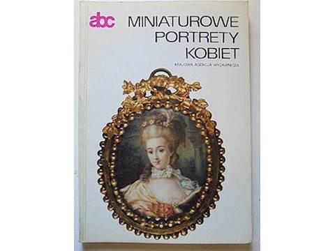 Miniaturowe portrety kobiet - H.Krassowska