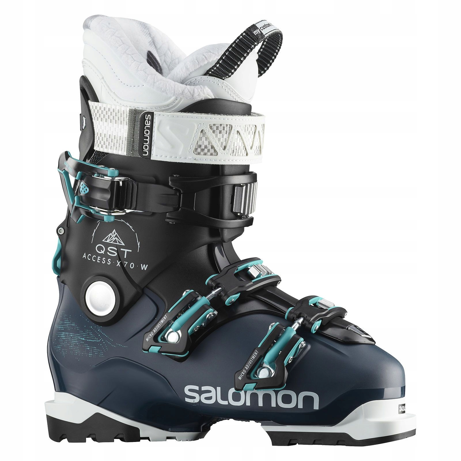 SALOMON QST ACCESS 80 buty narciarskie R. 26,5 cm :: Sklep