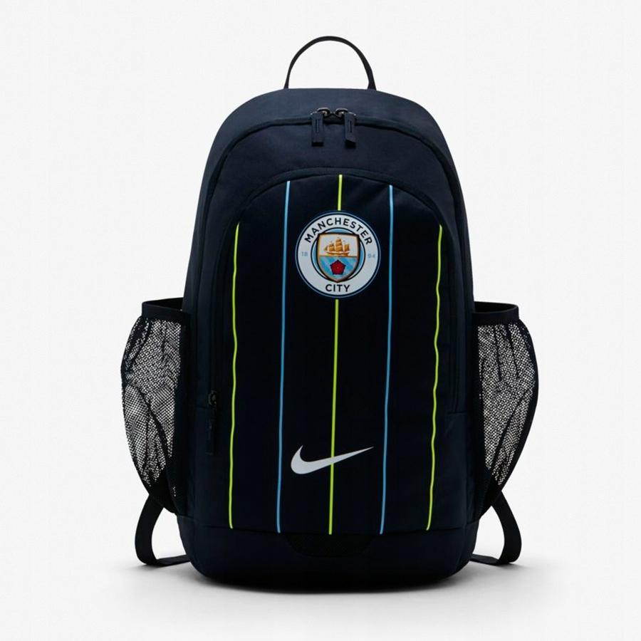 Plecak Nike NK Stadium MCFC niebieski