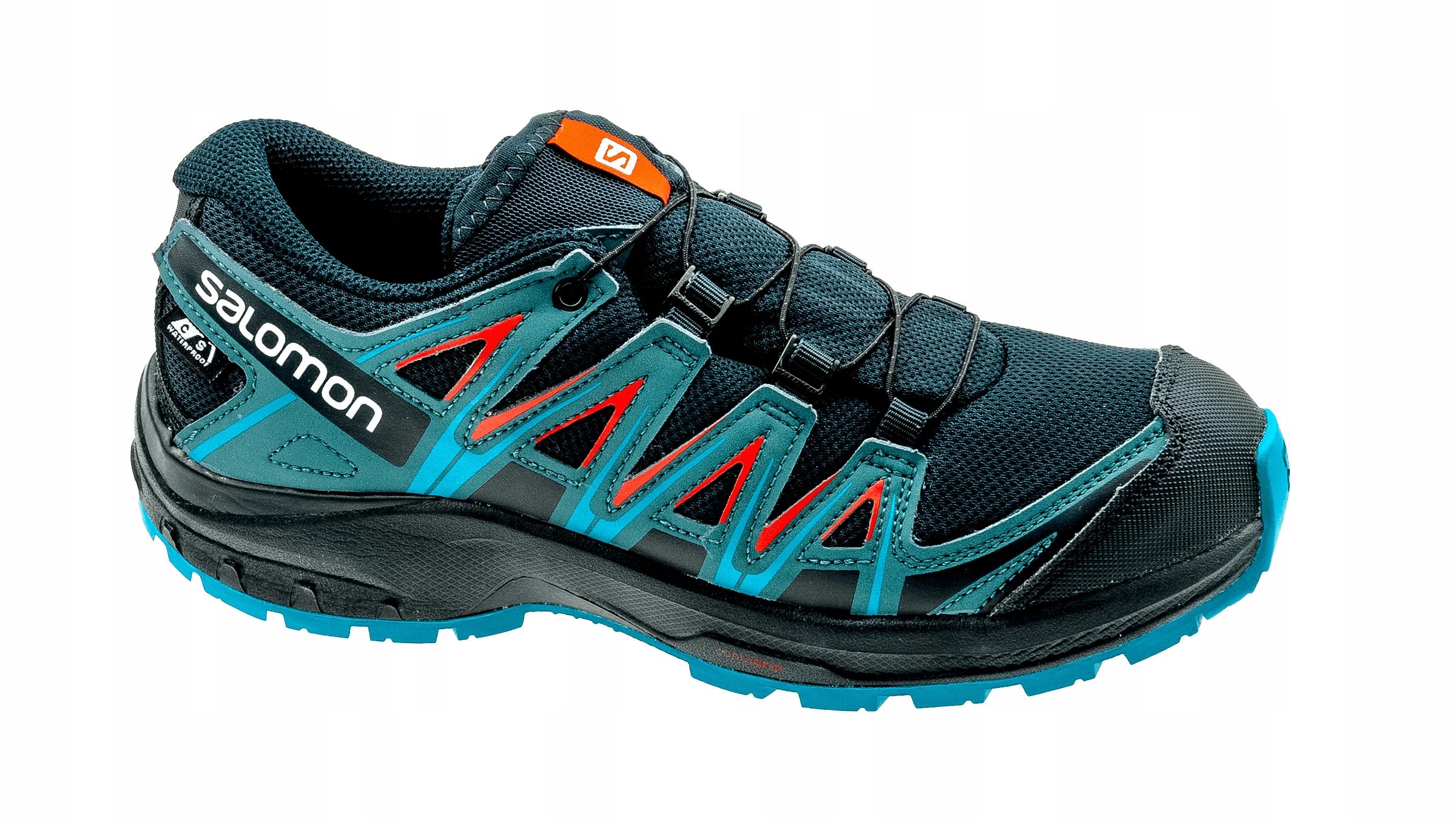 M5213 SALOMON buty trekkingowe dziecięce 37
