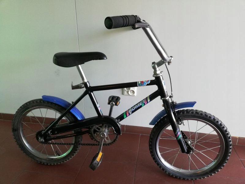 ROWER DZIECIĄCY ROMET BMX 16' OKAZJA