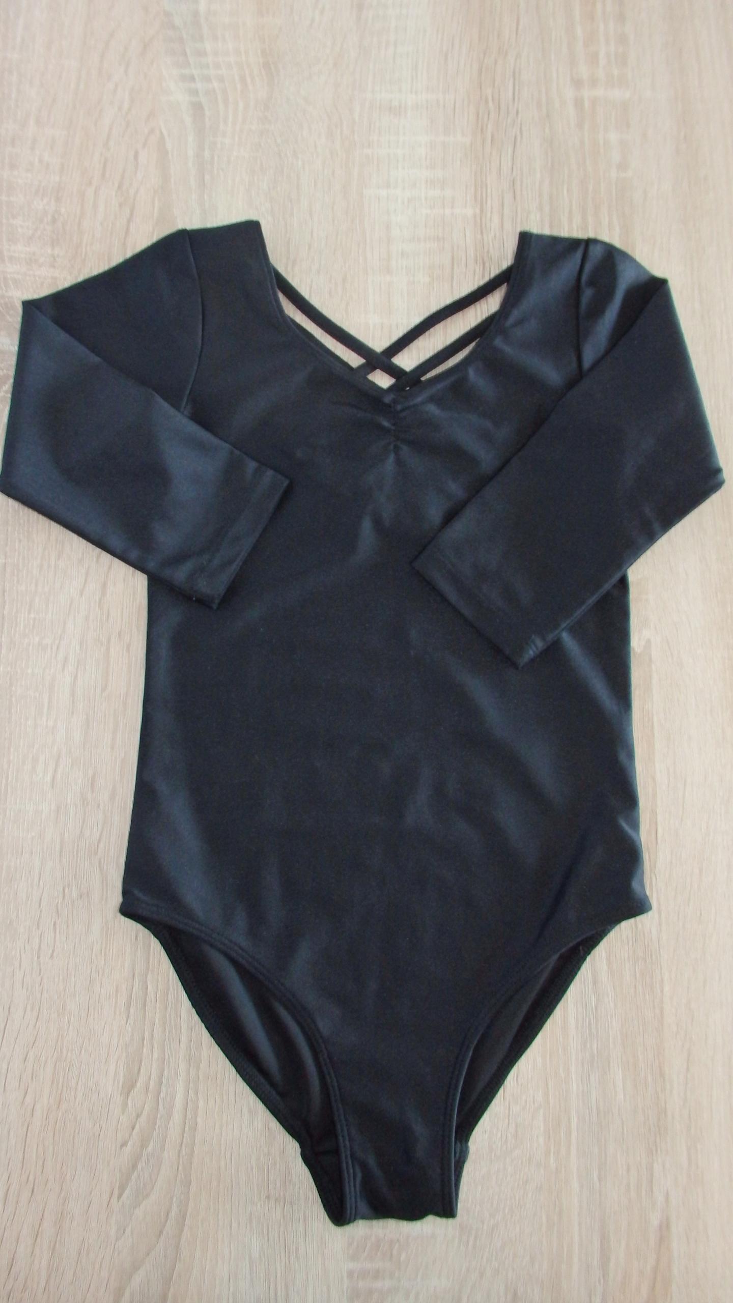 H&M body strój do tańca baletu r. 122/128