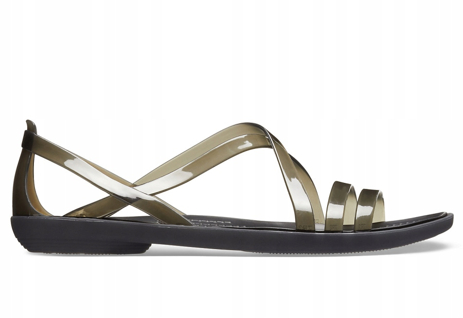 Sandały CROCS Isabella Strappy Black W6 36-37