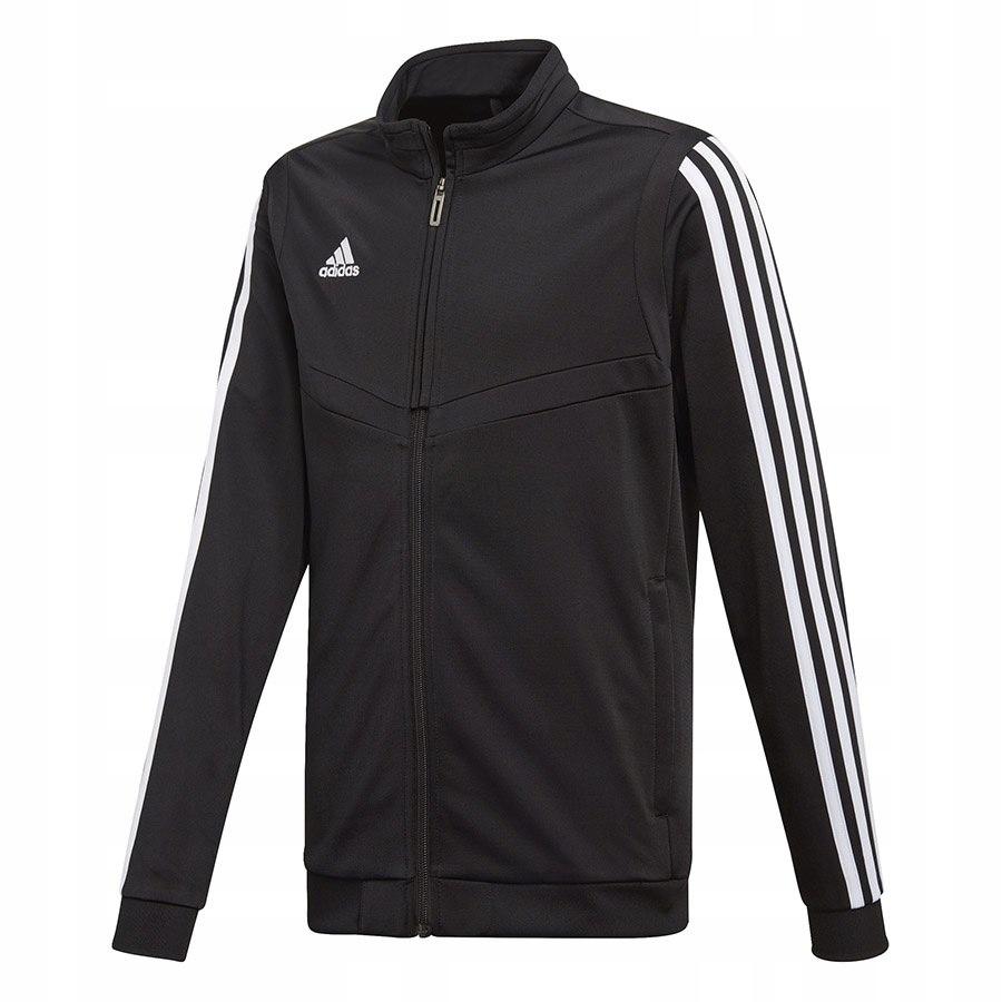 Bluza adidas TIRO 19 PES JKT Y DT5788 czarny 116 c