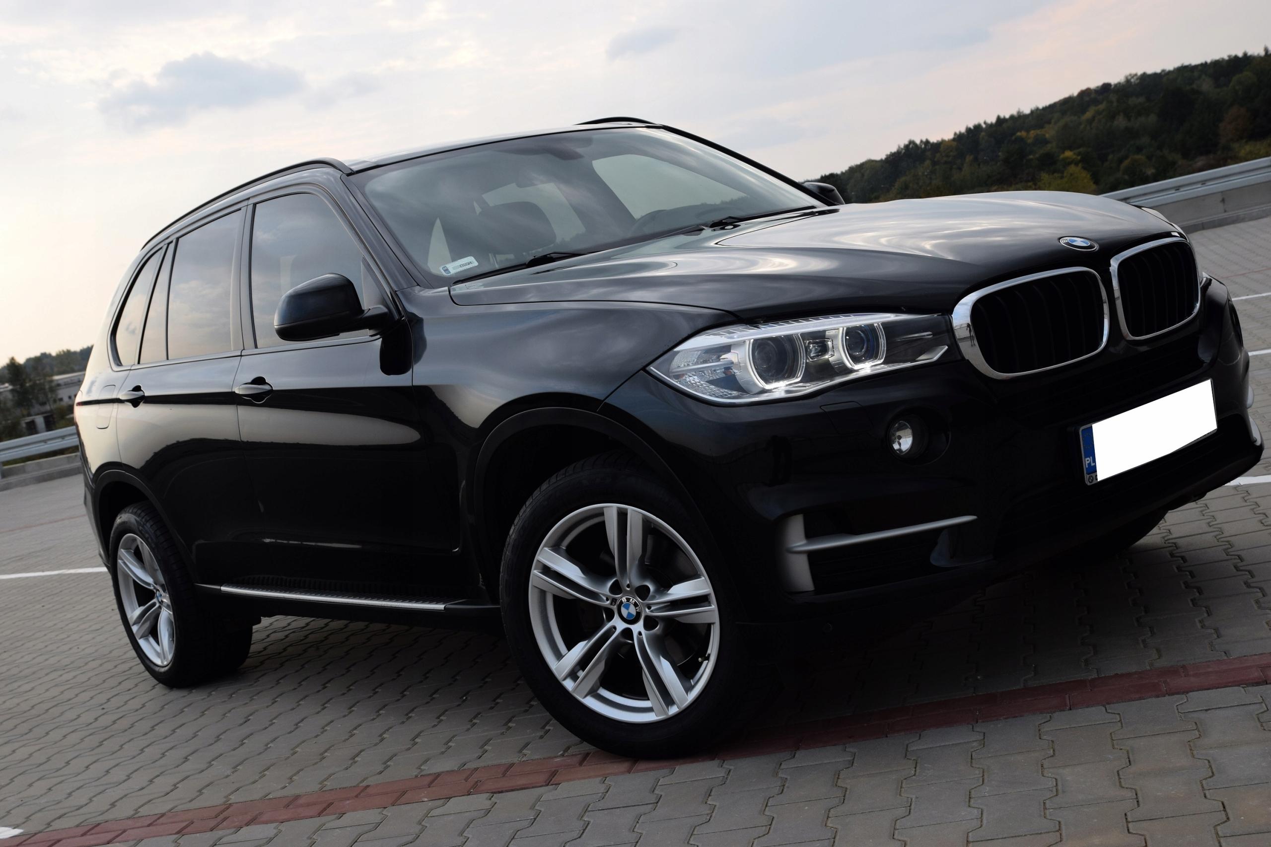 BMW X5 F15 3.0D SALON POLSKA FV23%
