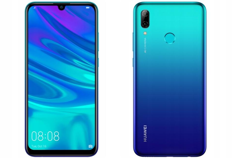 HUAWEI P SMART 2019 Blue WARSZAWA VAT23% + PREZENT