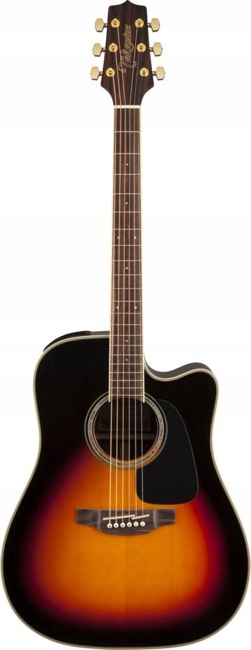 Takamine GD51CE BSB - gitara hybrydowa POWYSTAWOWA