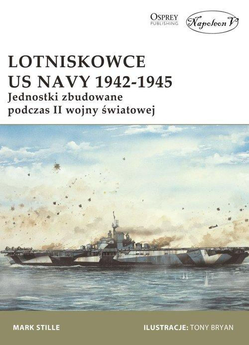 Lotniskowce US Navy 1942-1945 OSPREY