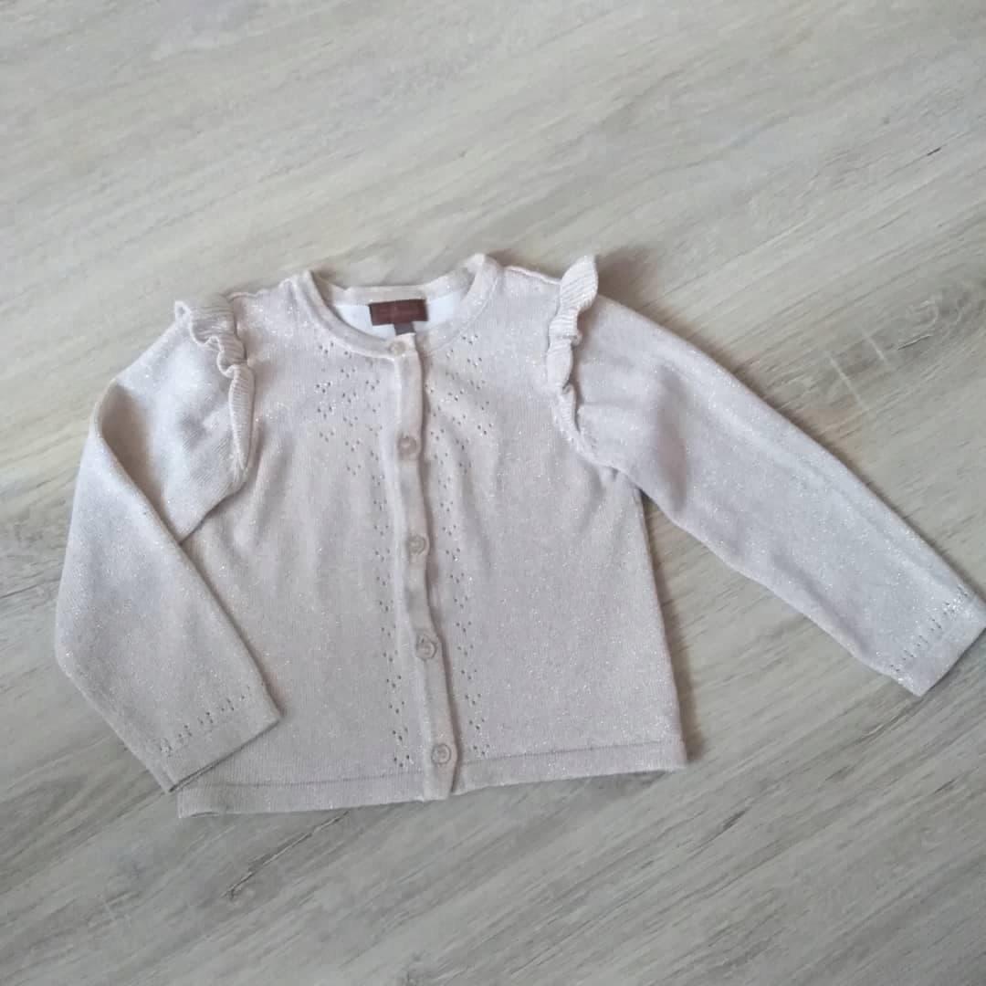 MiniClub Śliczny sweterek rozmiar 86