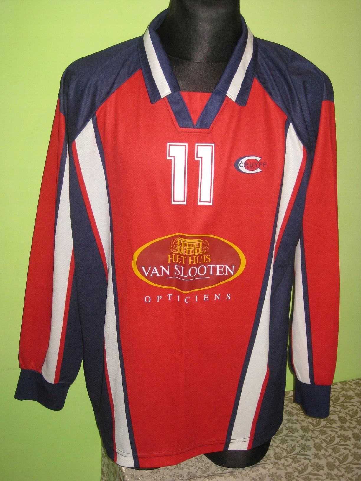 CRUYFF - koszulka sportowa długi rękaw roz. XL