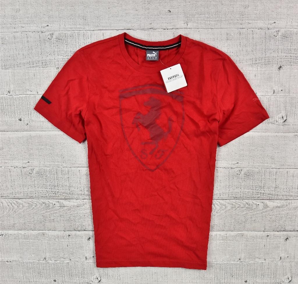 Koszulka _ Puma _ Ferrari 569364 02 rozm M