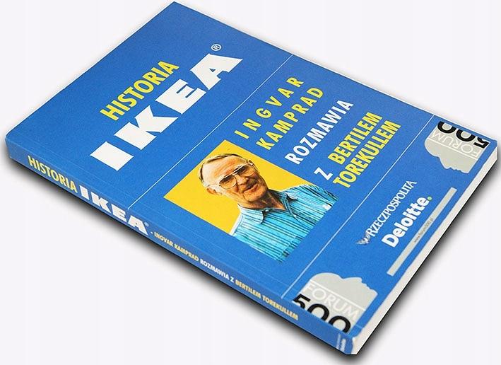 KAMPRAD TOREKULL - HISTORIA IKEA
