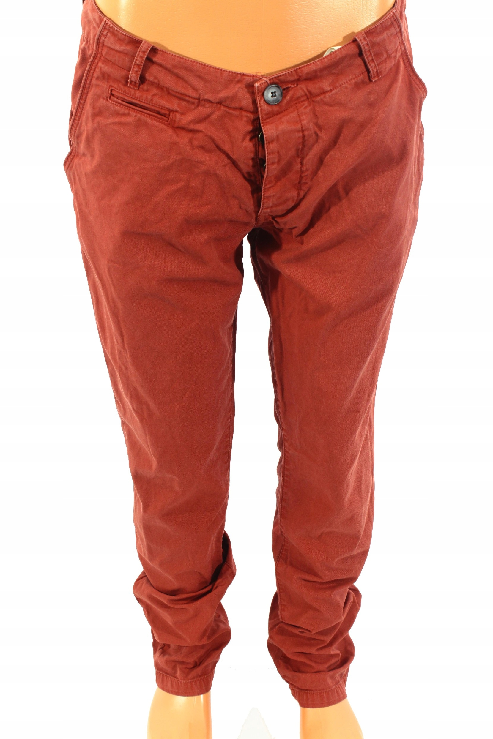 WRANGLER CHINO Spodnie chinosy! W33 L32 Pas 90