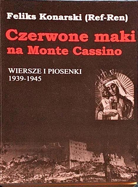 Czerwone Maki Na Monte Cassino Konarski 7684516987