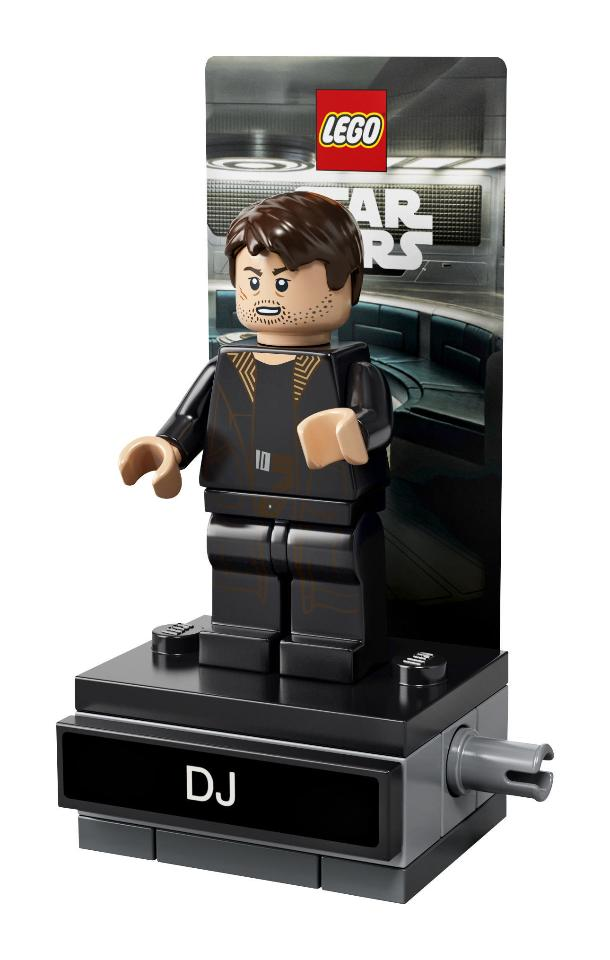 Klocki LEGO Star Wars DJ Building Minifigure