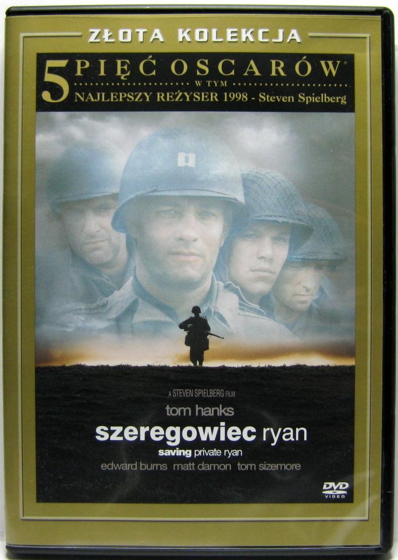 Szeregowiec Ryan - 2 DVD