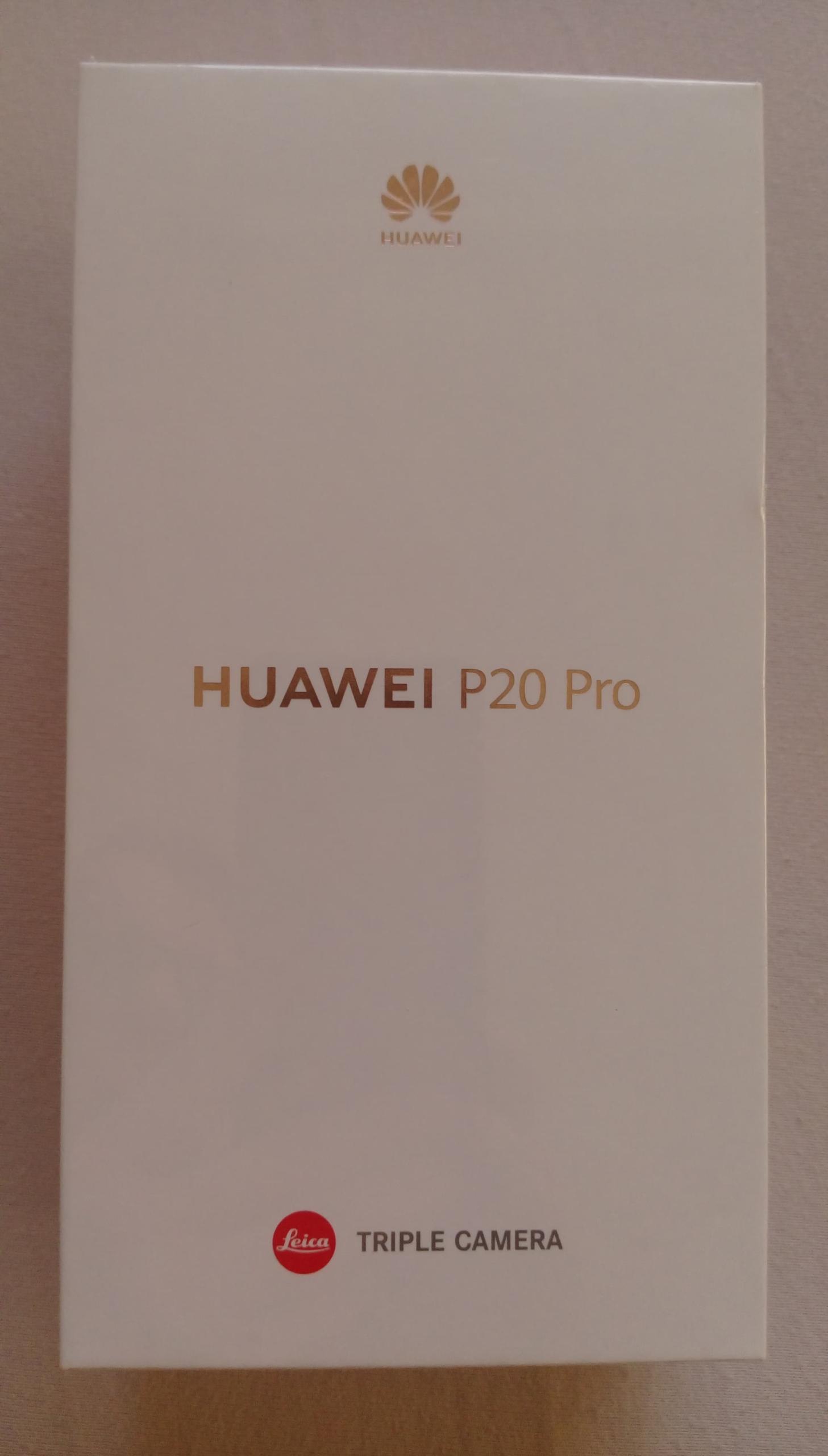 Huawei P20 Pro. Nowy !!!!!