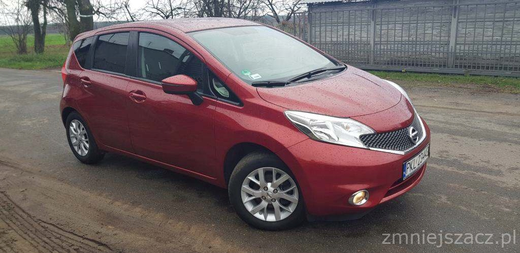 Nissan Note 1.2 Pure Drive