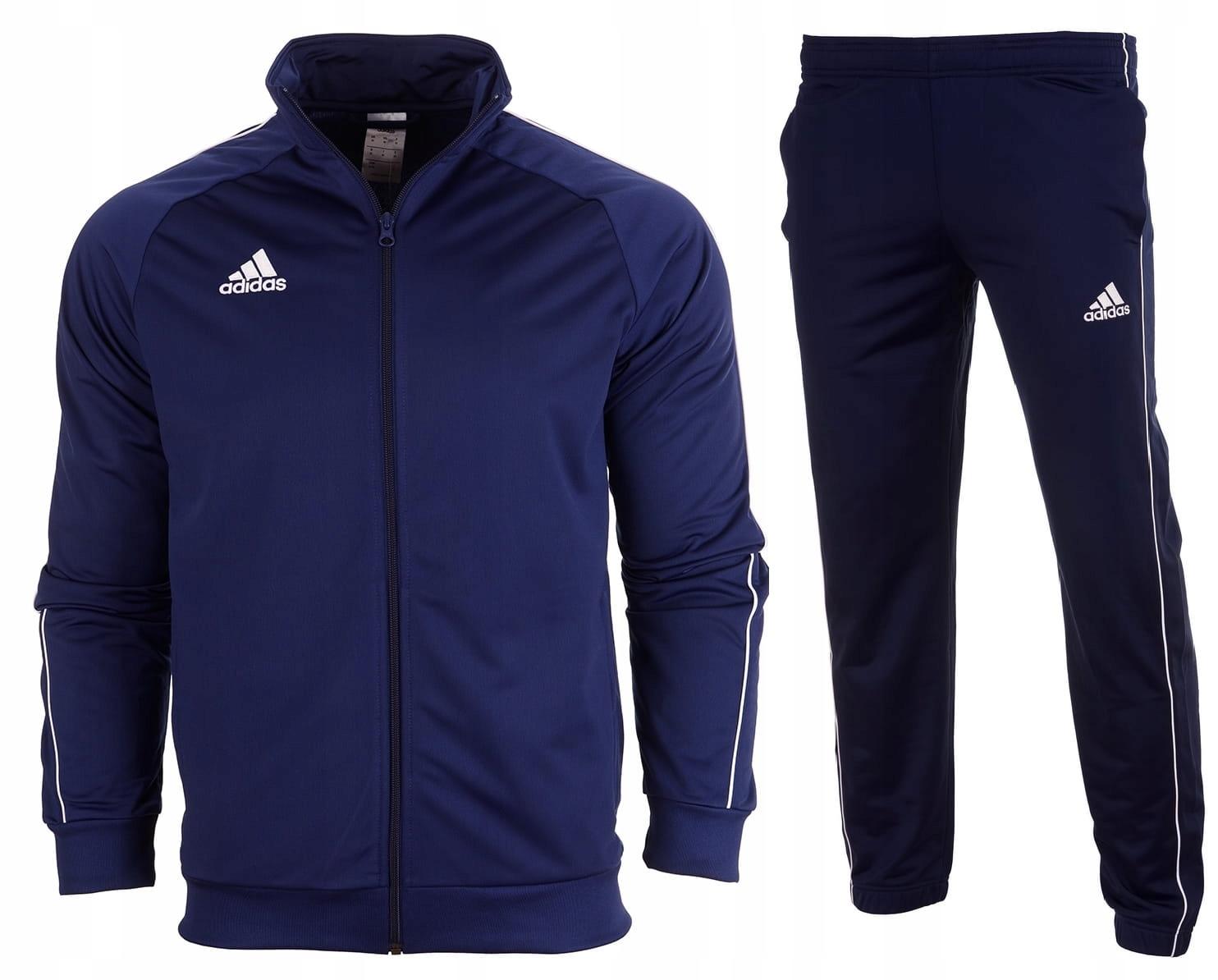 Bluza dresowa ADIDAS CORE 18 SWT TOP