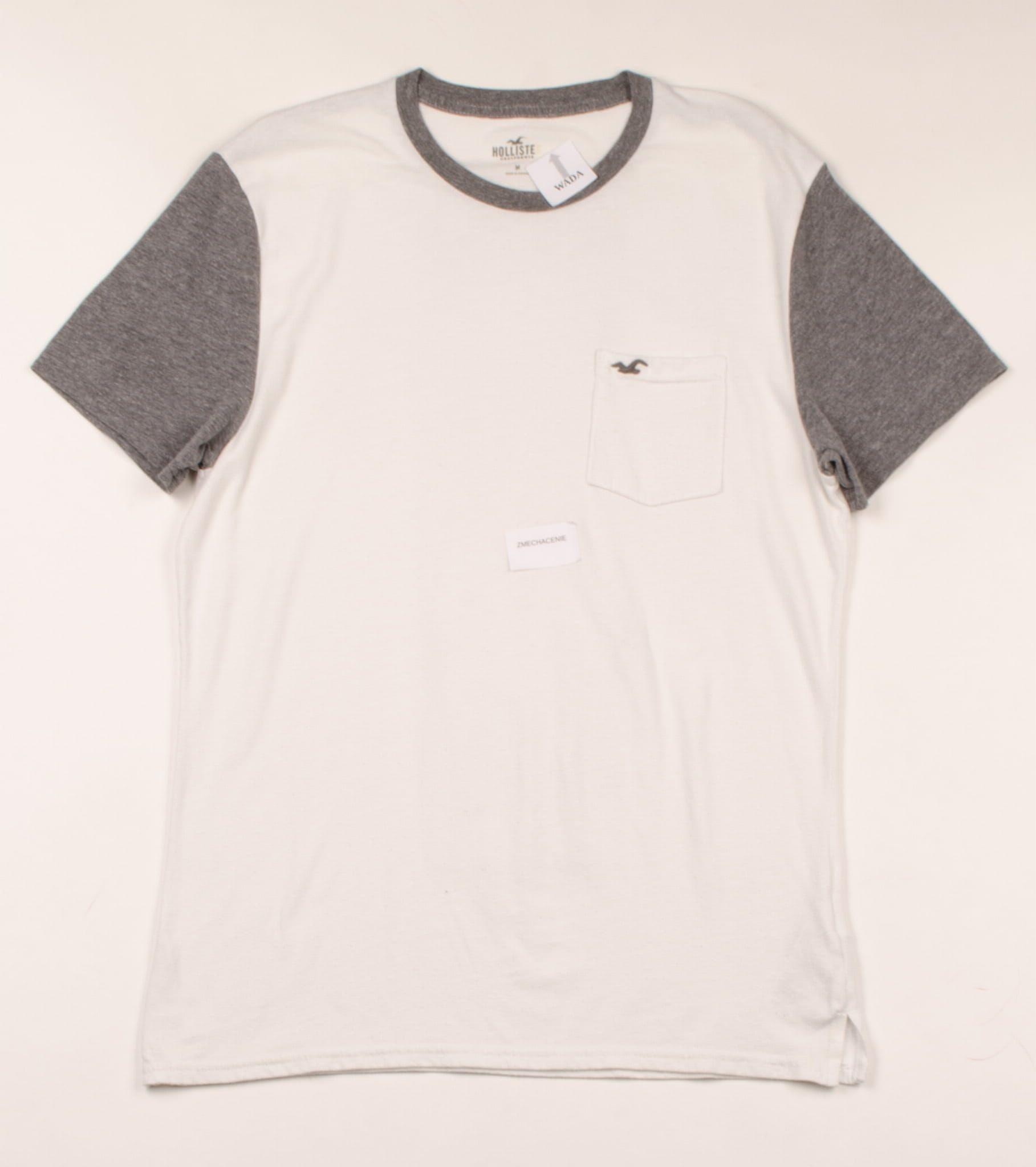 32146 MICRO WADA Hollister T-shirt Męski M