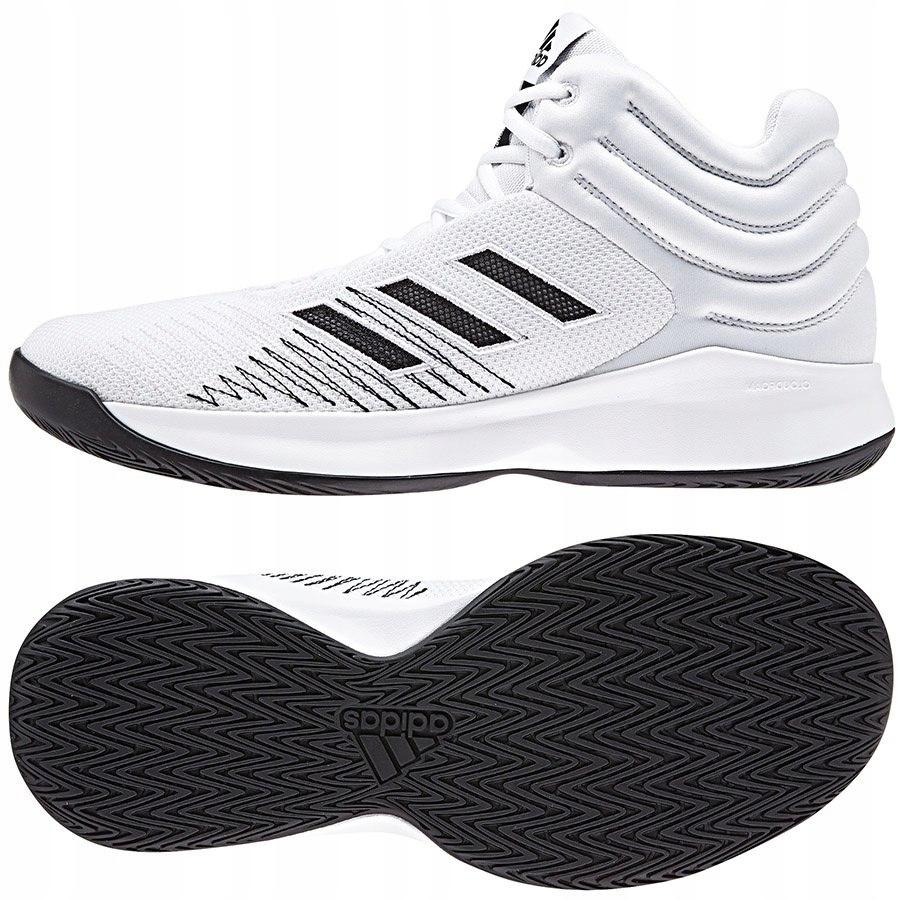 Buty adidas Pro Spark 2018 B44966 46 biały