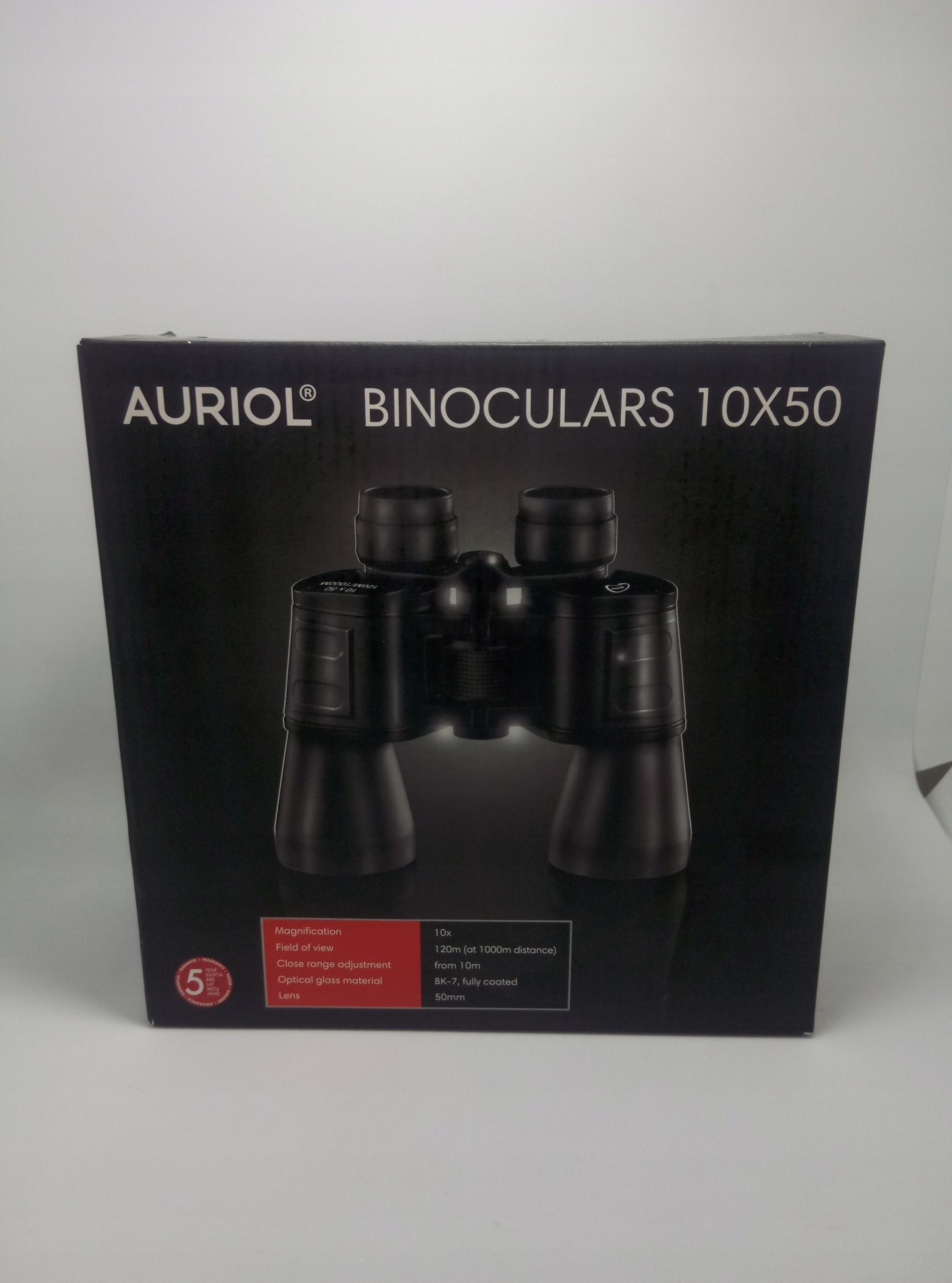 Lornetka Auriol Binoculars 10x50 4649/05