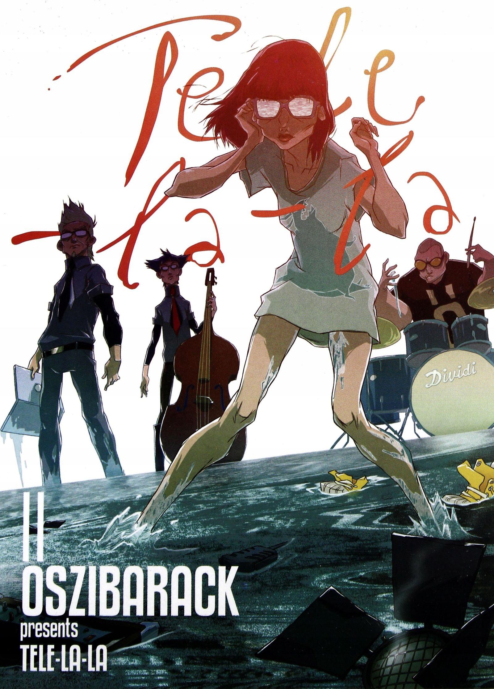 OSZIBARACK: TELE-LA-LA (DIGIPACK) [DVD]