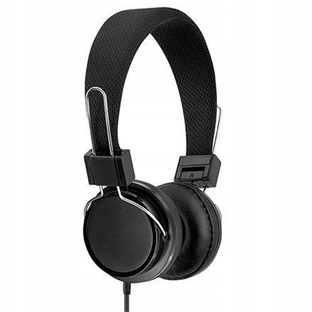 Słuchawki nauszne z mikrofonem składane HA11