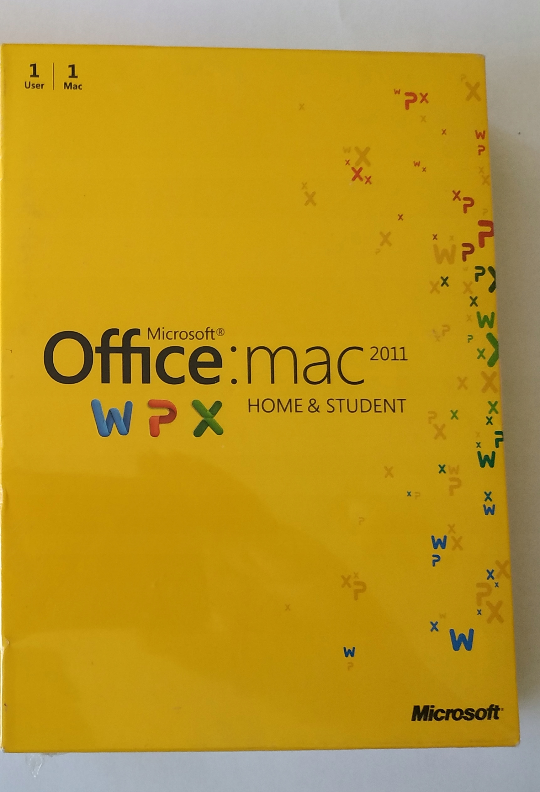 Microsoft office Home and Student 2011 BCM szt!!