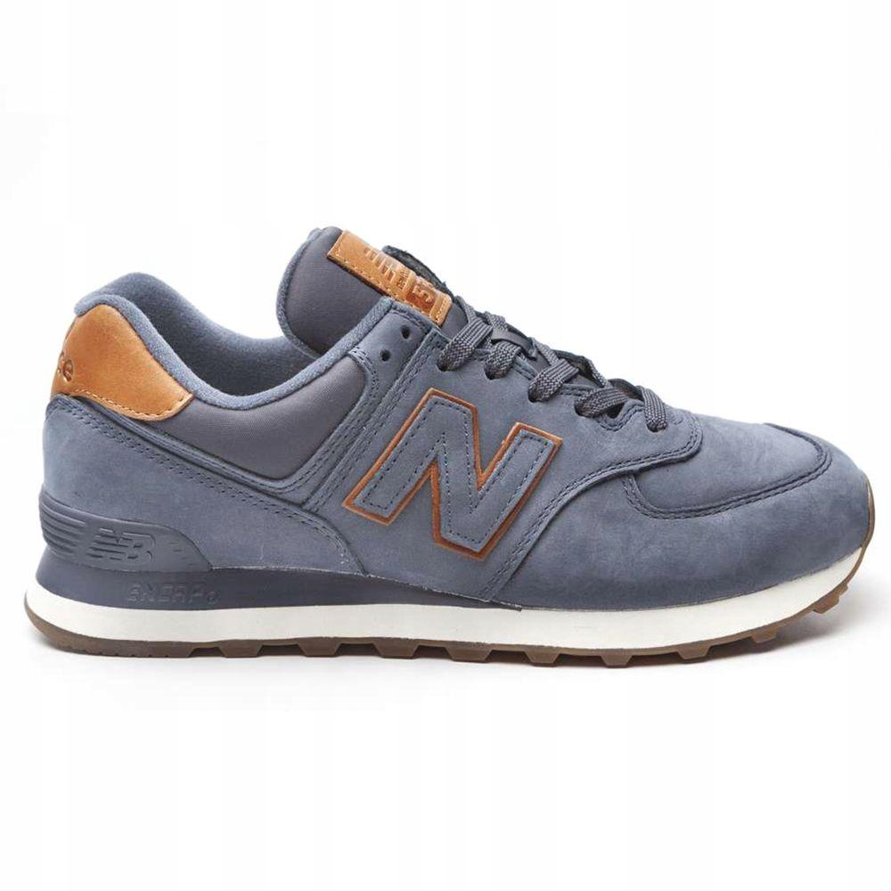 Buty New Balance ML574NBD granatowe sneakersy 44,5