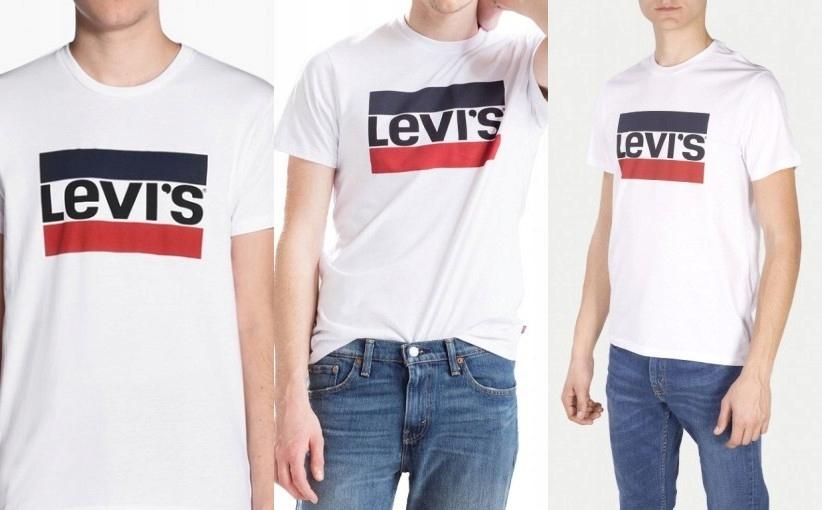 koszulki adidas męskie allegrospodnie levis