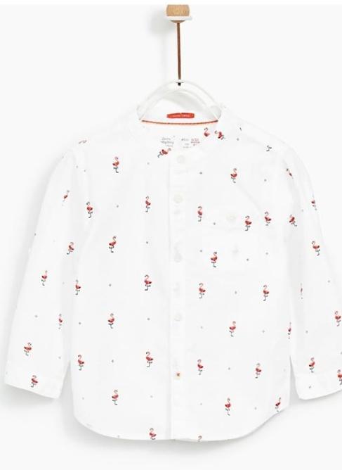 koszula zara flamingi 86! poszukiwana