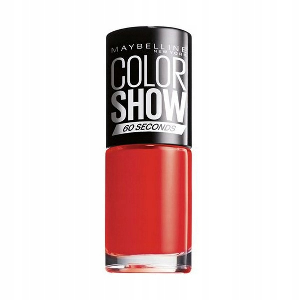 lakier do paznokci Color Show Maybelline 341 - ora