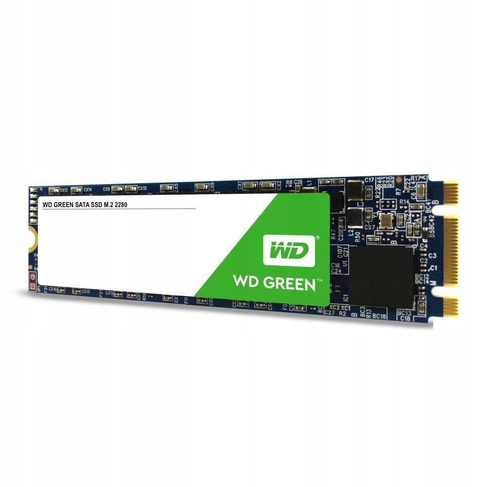 Dysk SSD Western Digital Green WDS120G2G0B (120 GB