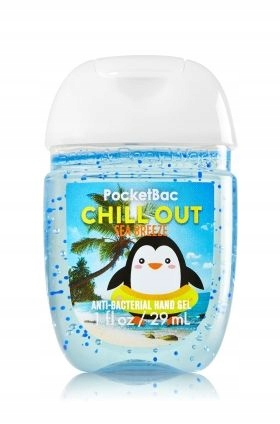 Bath & Body Works chill out