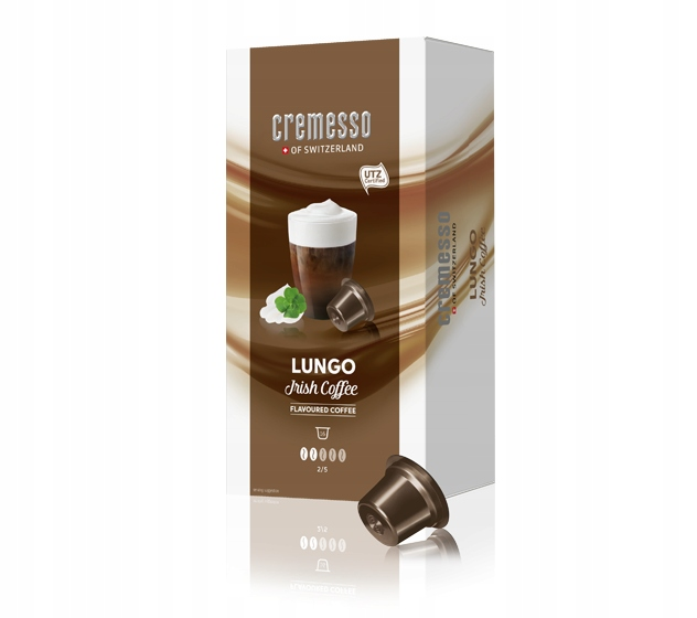Cremesso Irish Coffee 16 kapsułek z kawą 58707