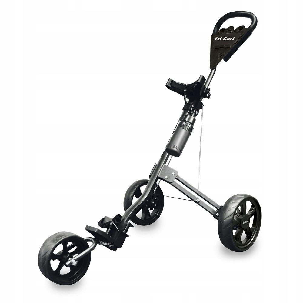 Wózek do golfa JS TR3WD Tri Cart Trolley #A