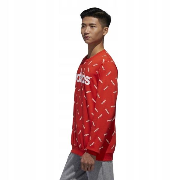 bluza adidas print sweatshirt dw7864 xs