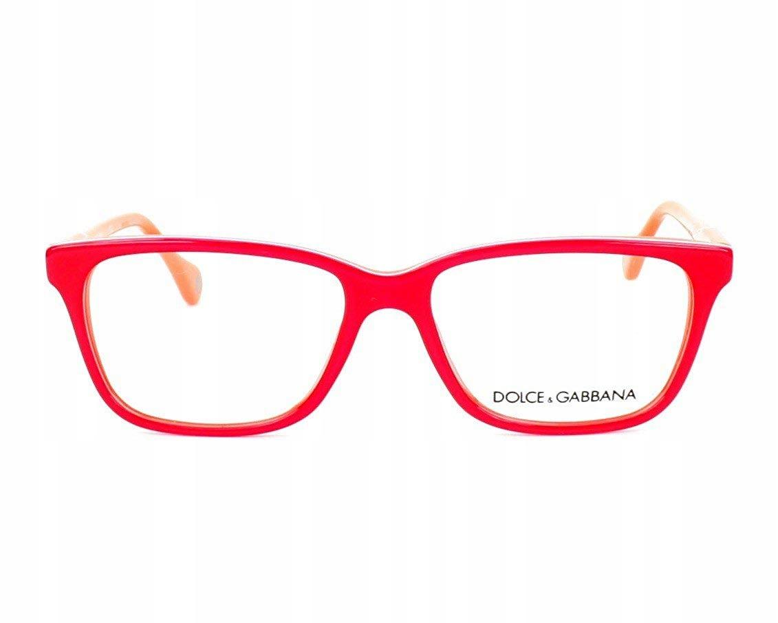Okulary Korekcyjne Dolce Gabbana D&G 1238 2607