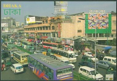Bangladesz Dhaka