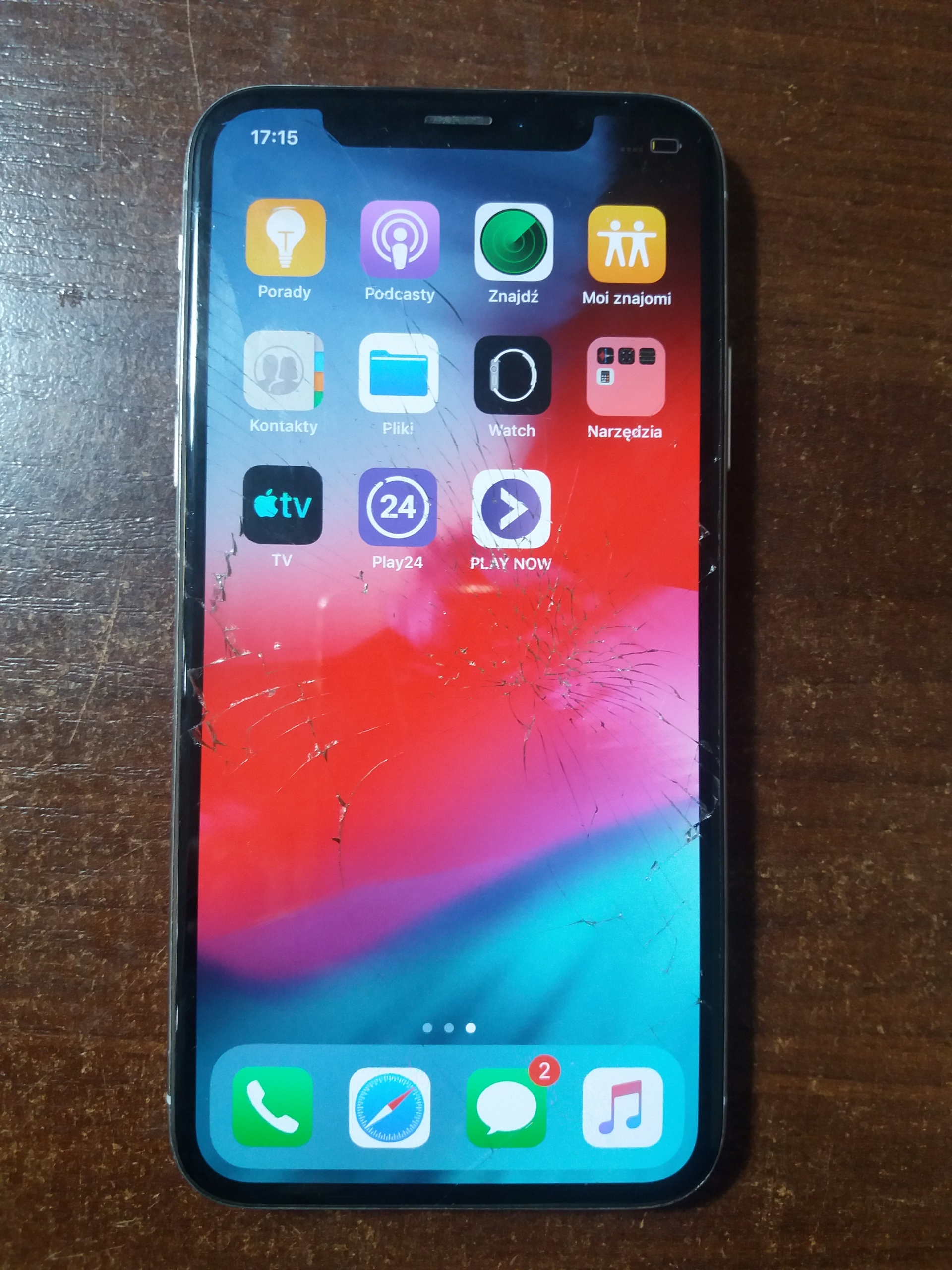 Wyświetlacz LCD Iphone X ORYGINALNY