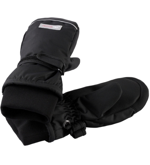Rękawice reima zimowe ReimaTec, Suunta Czarne 8