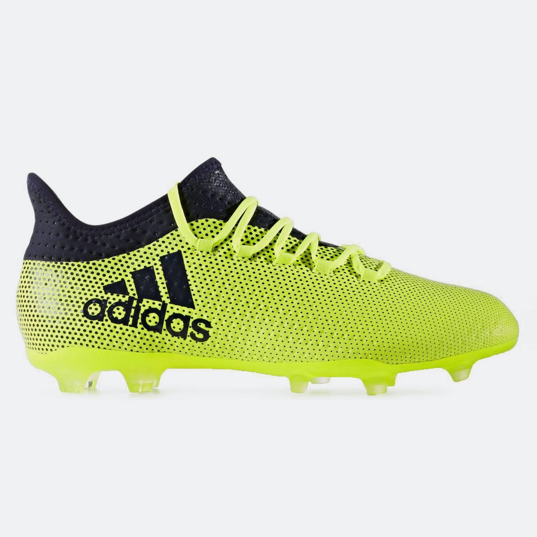 buty adidas X 17.2 FG S82325 r: 46 WYPRZEDAŻ 7458434206