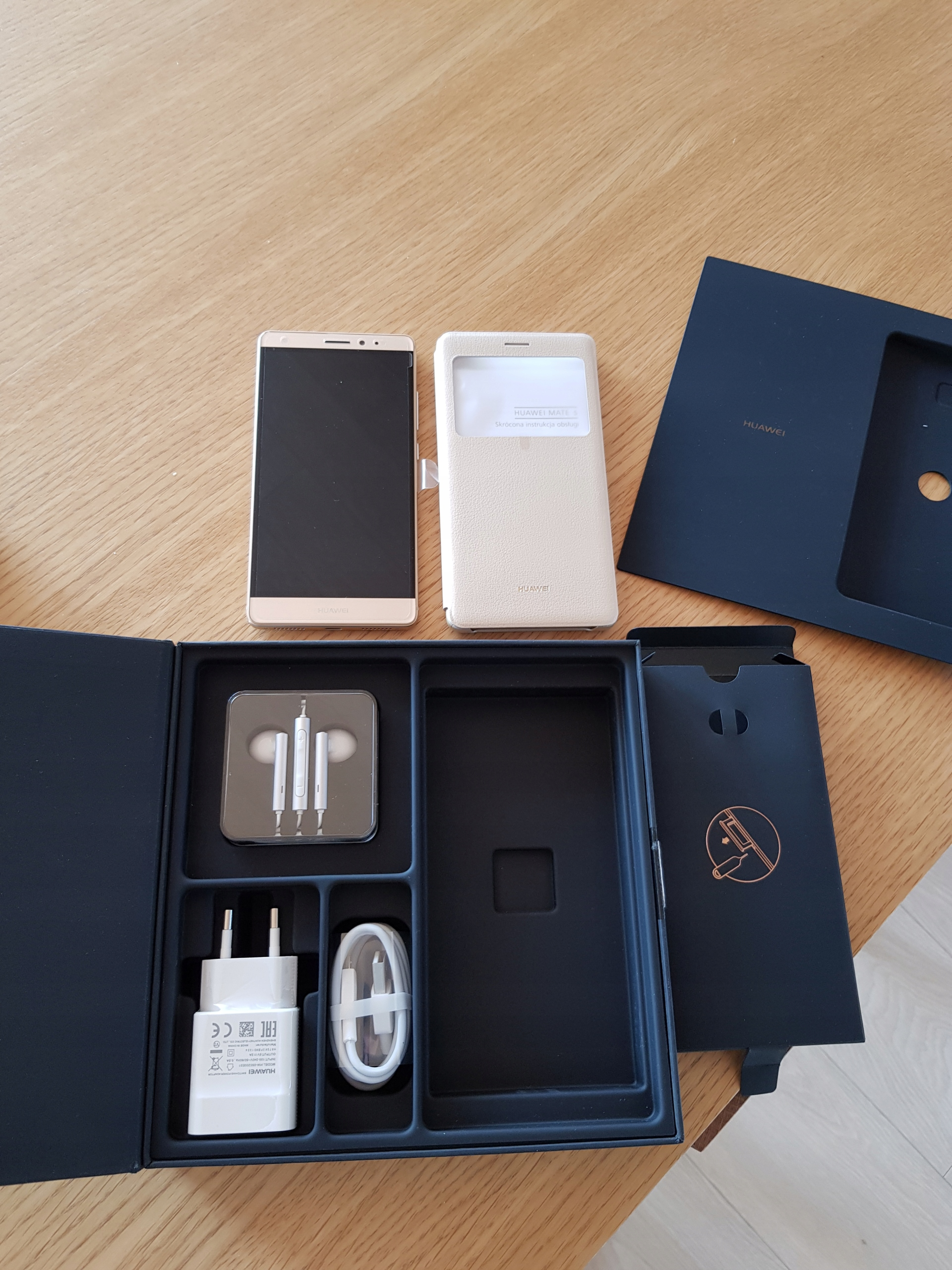 Nowy Huawei Mate S Limited Edition